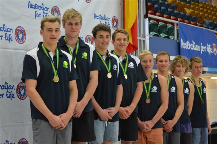 2013_Aussie Pool Champs _Gold Bronze